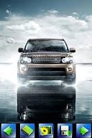 Screenshot of Car Wallpaper,Landrover