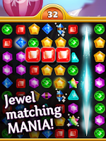 Screenshot of Jewel Mania™