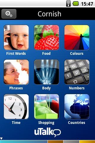 【免費旅遊App】uTalk 康沃尔语-APP點子