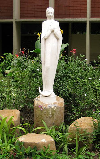 Immaculate Conception in the Marian walk of the Loyola Schools in the Ateneo de Manila