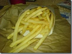 漢堡王 薯條