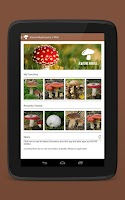 Screenshot of iKnow Mushrooms 2 LITE
