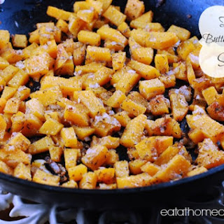 Healthy Butternut Squash Side Dish Recipes
