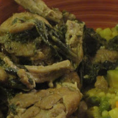 North African-Style Stewed Chicken