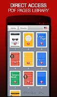 Screenshot of vBookz PDF Voice Reader
