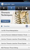 Screenshot of Mobile OMT Spine