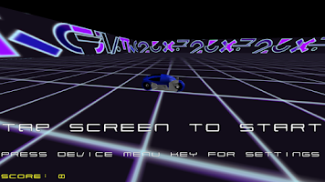 Screenshot of Magneto Race