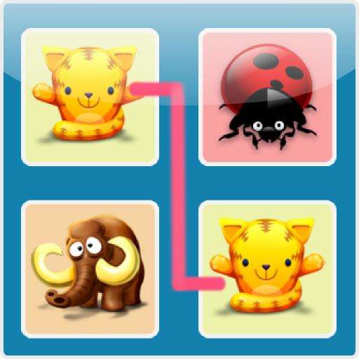 休闲の接続する2ゲーム LOGO-記事Game
