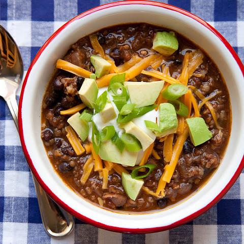 Vegetarian Chili With Bulgur Wheat Recipes
