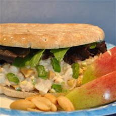 Nutty Tuna Sandwiches