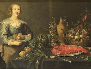 RIJKS: Monogrammist AS (schilder): painting 1675