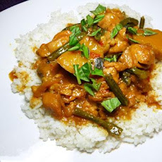 Gordon Ramsay's Malaysian Chicken Curry
