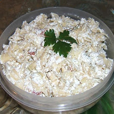 Turos Csusza - Dry-Curd Cottage Cheese and Noodles