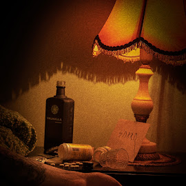 Finnish disease by Vacumman Hammerland - Novices Only Objects & Still Life ( melancholy, sad, goodbye, walhalla, suicide )
