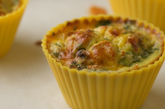 Southwest Style Egg Muffins with Black Beans and Corn Recipe | Yummly