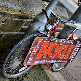 bicycle by Nic Scott - Transportation Bicycles ( bicycles, bike, bicycle )