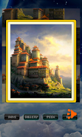 Screenshot of Castle Jigsaw Puzzles