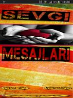 Screenshot of SEVGİ MESAJLARI