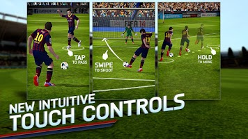 Screenshot of FIFA 14 by EA SPORTS™