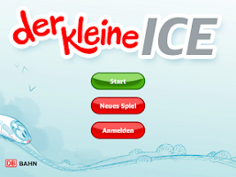 Screenshot of der kleine ICE