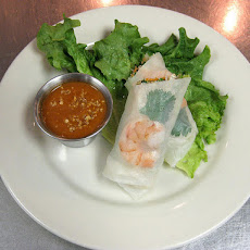 Peanut Dipping Sauce for Vietnamese Spring Roll