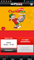 Screenshot of Chacharova pizza