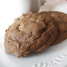 Heavenly Chocolate Coffee Cookies