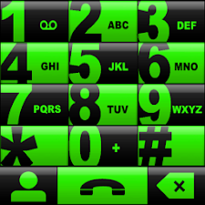 THEME CHESS GREEN FOR EXDIALER