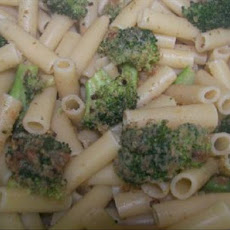 Simple Breaded Veggies Pasta