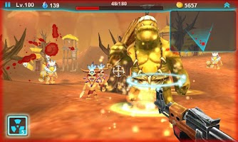 Screenshot of Gun of Glory