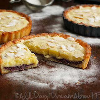 Raspberry Frangipane Tarts – Low Carb and Gluten-Free