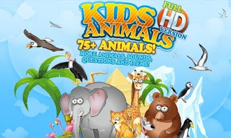 Screenshot of Kids Animals Lite