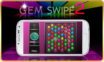 Screenshot of Gem Swipe