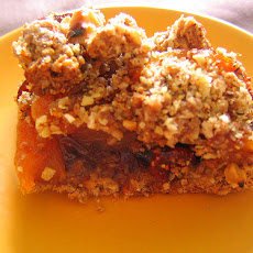 Cherry Oat Bars (From a Cake Mix)