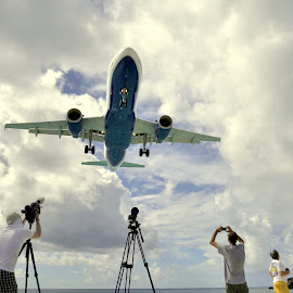 A real kodak moment. by Robin Pieters - Transportation Airplanes