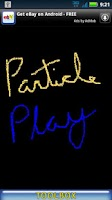 Screenshot of Particle Play