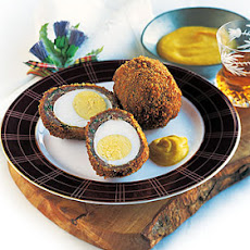 Scotch Eggs with Fresh Herbs
