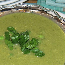 Marrowfat Pea Soup (Potage Saint-Germain)