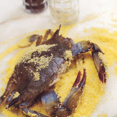 Cornmeal Crusted Soft-Shell Crabs