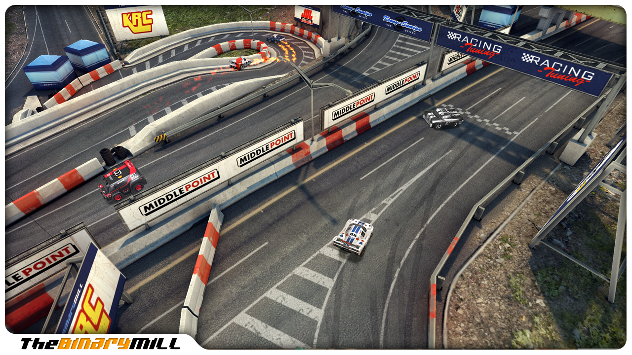 Mini Motor Racing Screenshot 14