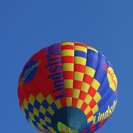 Baloon by Alexander Voda - Transportation Airplanes ( eos, colorful, colors, daylight, photography )