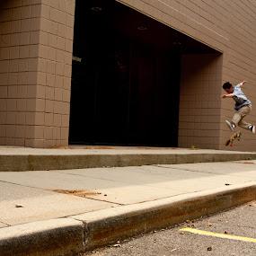 by Marlin Brando - Sports & Fitness Skateboarding