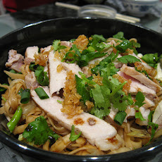 Pork and Lemon Noodles