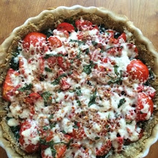 Tart bursting with flavour and nutrition! MUST TRY!