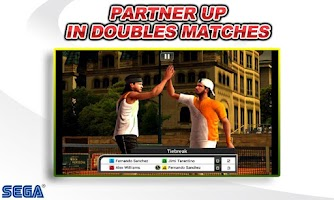 Screenshot of Virtua Tennis™ Challenge FREE