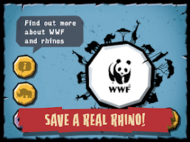 Screenshot of WWF Rhino Raid