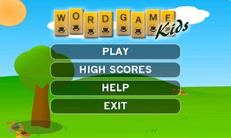 Screenshot of Word Game / Word Juggler Kids