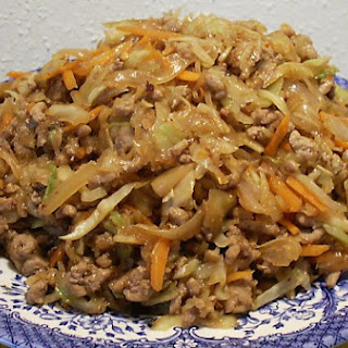 Pork Cabbage Carrots Chinese Recipes