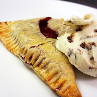 STRAWBERRY-BLACKBERRY TURNOVERS