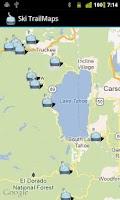 Screenshot of Ski TrailMaps